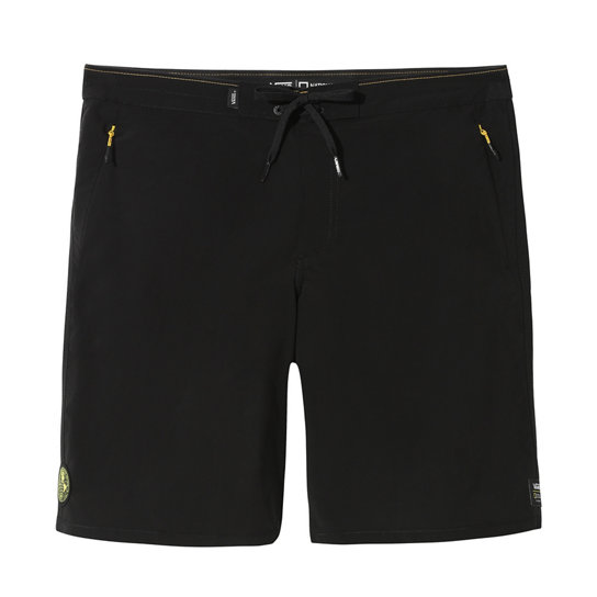 Vans x National Geographic Voyage Trunk Boardshorts | Vans