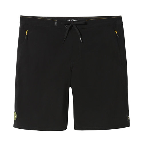 Vans+x+National+Geographic+Voyage+Trunk+Boardshorts