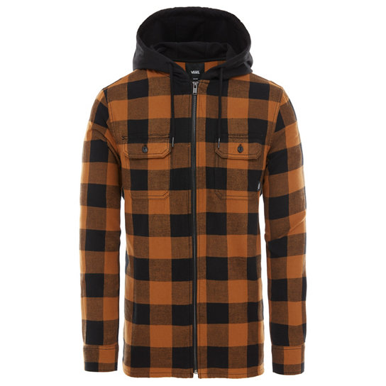 Kenton Hooded Flannel Shirt | Vans