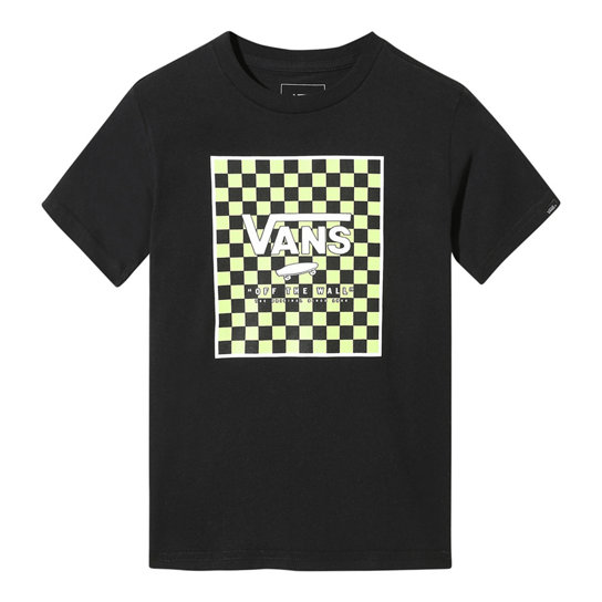 Kids Print Box T-shirt (2-8 years) | Vans