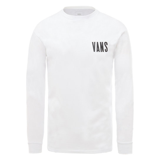 Type Stacker Long Sleeve T-Shirt | Vans