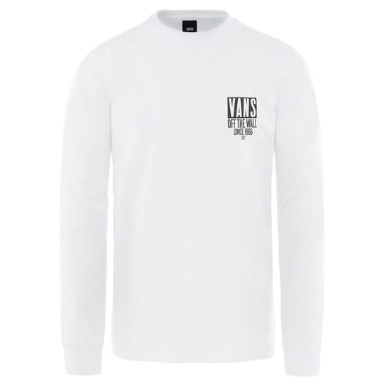 Vans Type Stacker Oversized Crew fleecetrui | Vans