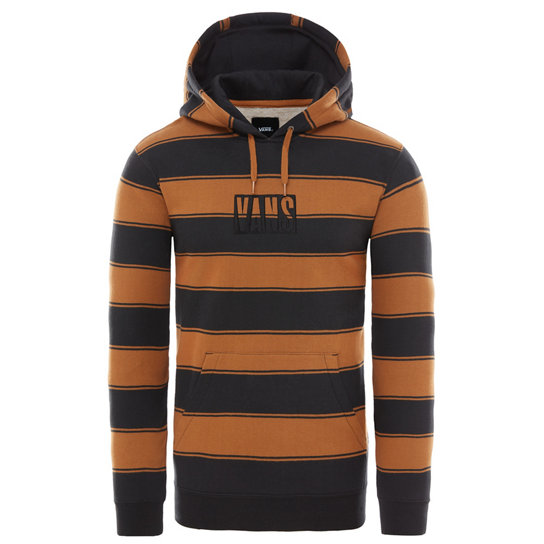 Sweat à capuche Tall Box Stripe | Vans