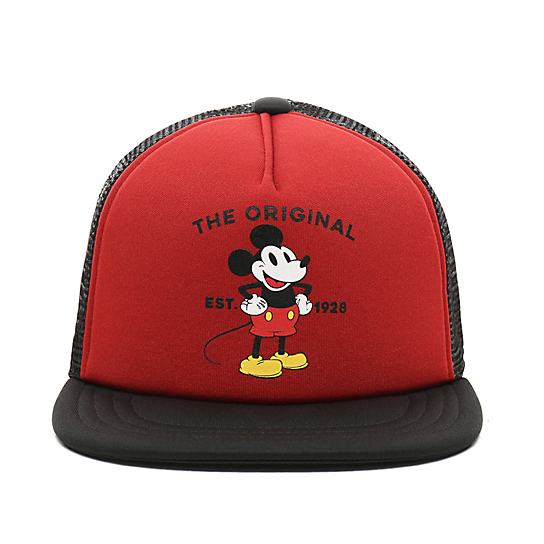 Kids+Disney+x+Vans+Trucker+Hat
