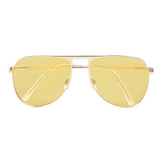 vans occhiali gialli