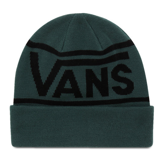 Bonnet Drop V Stripe Cuff | Vans