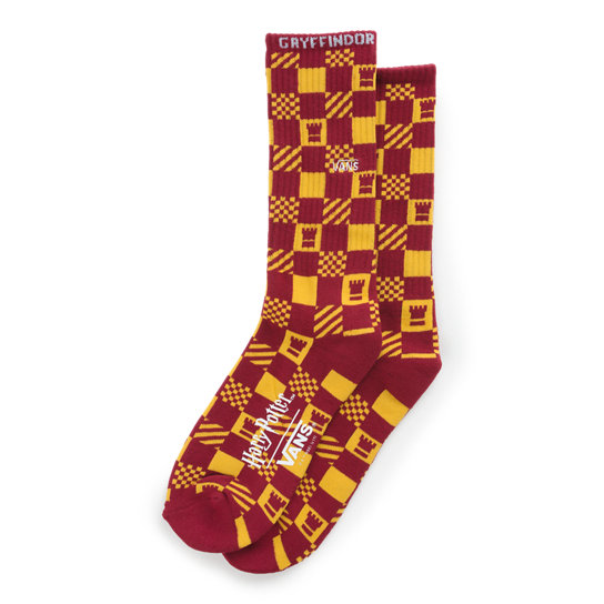 Vans x HARRY POTTER™ Gryffindor Crew Socks (1 pair) | Vans