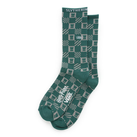 Vans x HARRY POTTER™ Slytherin Crew Socks (1 pair) | Vans