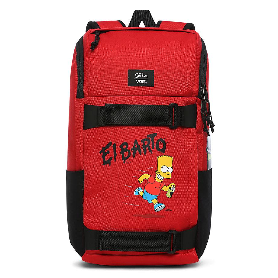 Sac À Dos De Skate Obstacle The Simpsons X ((the Simpsons) El Barto) , Taille TU - Vans - Modalova