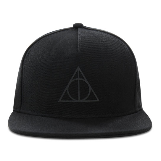 Vans x HARRY POTTER™ Deathly Hallows Snapback Hat | Vans
