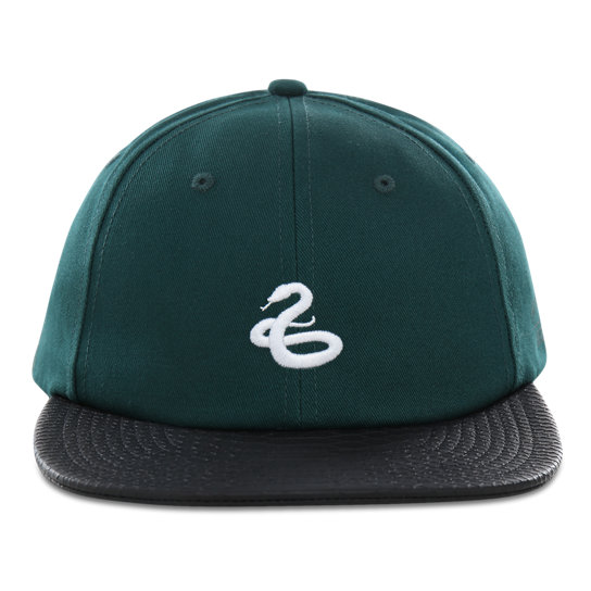Vans x HARRY POTTER™ Slytherin Vintage Unstructured Hat | Vans