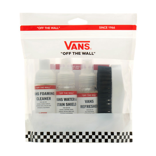 Vans Shoe Care Travel Kit | Vans