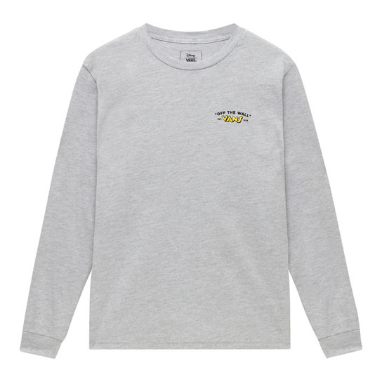 Kids Disney x Vans Classic Mickey Long Sleeve T-Shirt (8-14+ years) | Vans