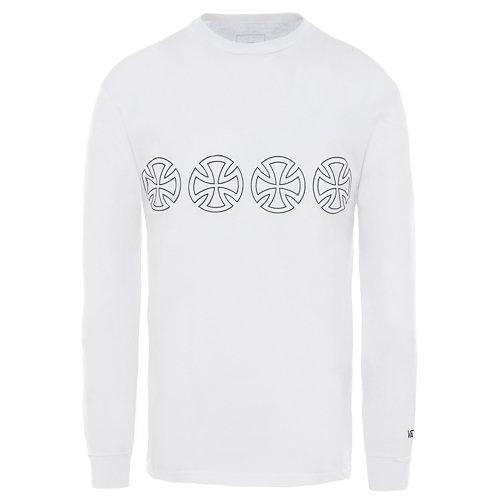 Camiseta+de+manga+larga+Vans+X+Independent+Iron+ 6ffba1d3740