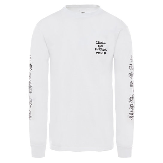 Vans X Cult Long Sleeve T-Shirt | Vans