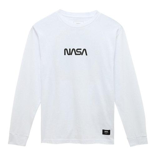 56006e77b05a3f T-shirt+maniche+lunghe+Bambino+Vans+x+Space+