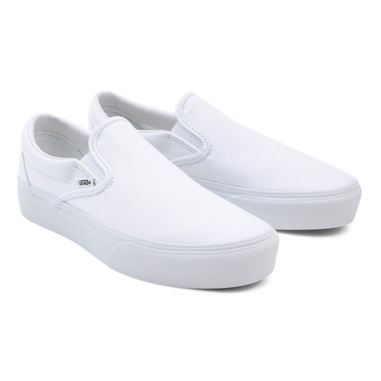 Slip-On Platform Shoes | Vans