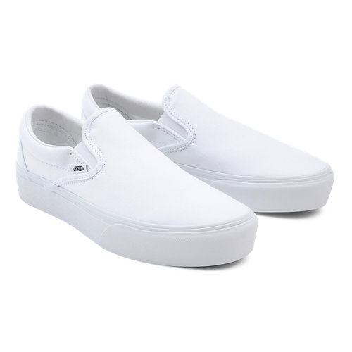 Zapatillas+Slip-On+con+plataforma
