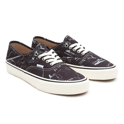 Vans+X+Chris+Johanson+Authentic+SF