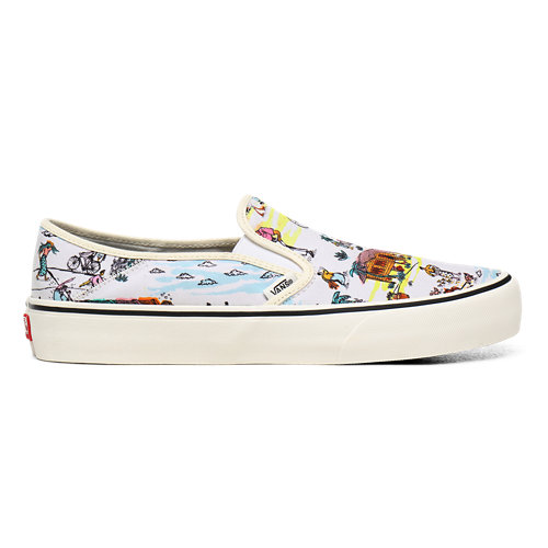 Zapatillas+Kide+Slip-On+Surf