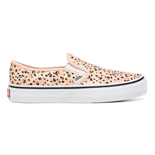 Leila Hurst Slip-On Surf Shoes | Vans