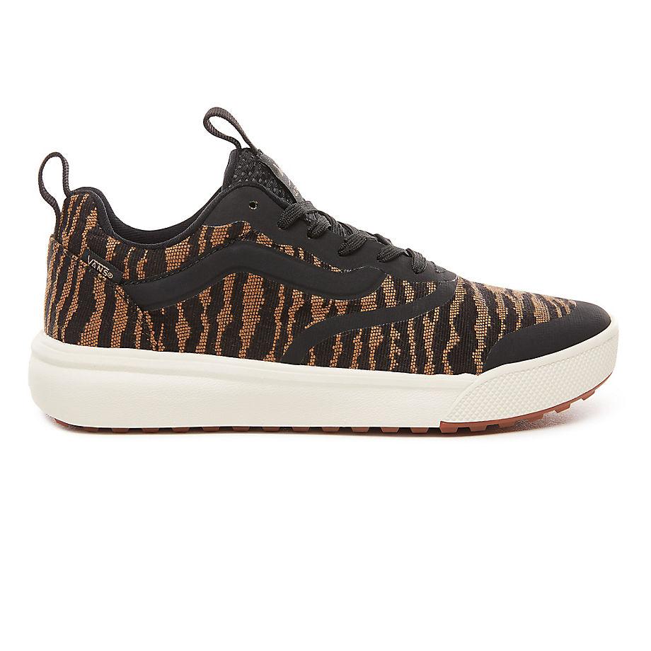 13f822b2730a9 Sneaker Vans VANS Zapatillas Woven Tiger Ultrarange Rapidweld ((woven  Tiger) Black) Hombre