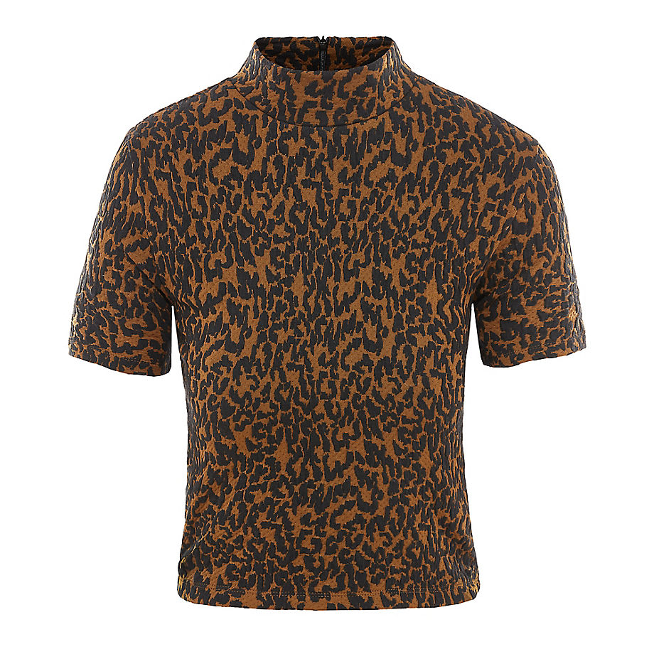 VANS Top Dusk (leopard) Mujer Multicolour, Talla M