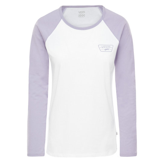 f883bc9865 Full Patch Long Sleeve Raglan