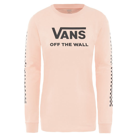 Funday Long Sleeve Boyfriend T-Shirt | Vans