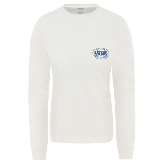 Junction Long Sleeve Boyfriend T-Shirt | Vans