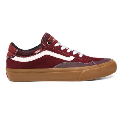 Vans Men's TNT Advanced Prototype Black White Red
