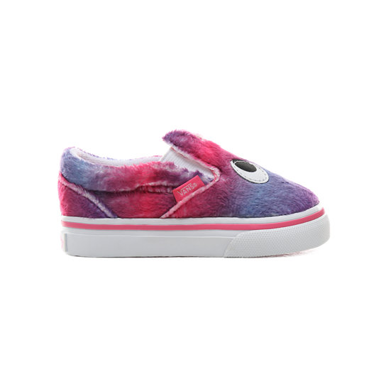 Toddler Party Animal Slip On Friend Shoes (1 4 Years) by Vans