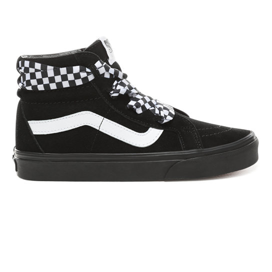 Check Wrap Sk8-Hi Alt Lace Shoes | Vans