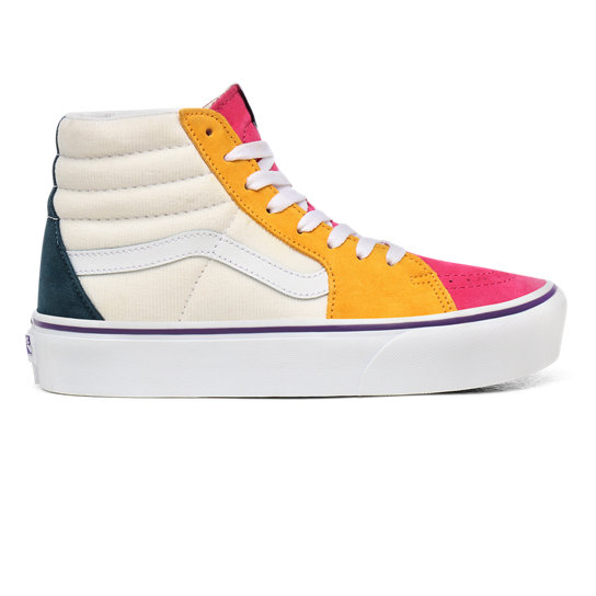 Mini Cord Sk8-Hi Platform 2.0 Shoes | Vans