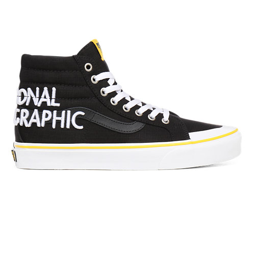 Vans+x+National+Geographic+Sk8-Hi+Reissue+138+Schuhe