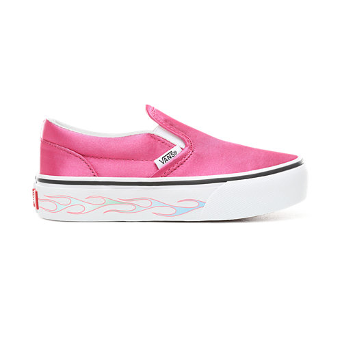 Sidewall+Flame+Slip-On+Platform+Kinderschoenen+%285%2B+jaar%29