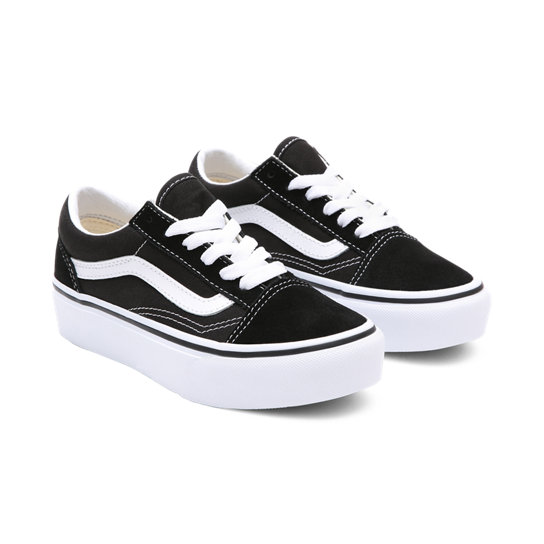 Chaussures Junior Old Skool Platform (4-8 Ans)