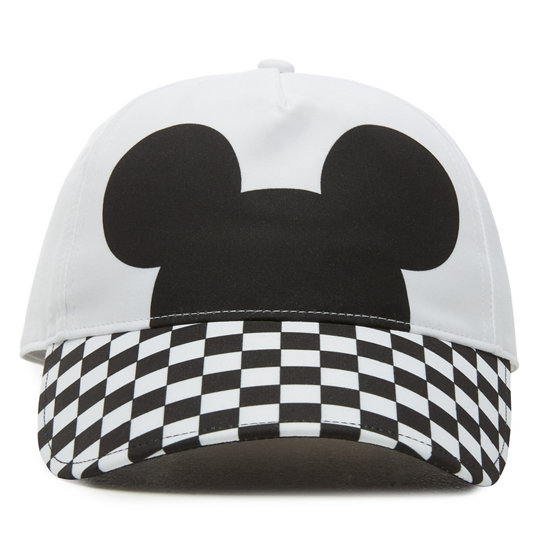 Disney x Vans Checkerboard Mickey Court Side Hat | Vans