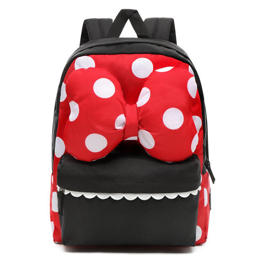 1d2b2ca50a8 Disney x Vans Minnie Realm Backpack