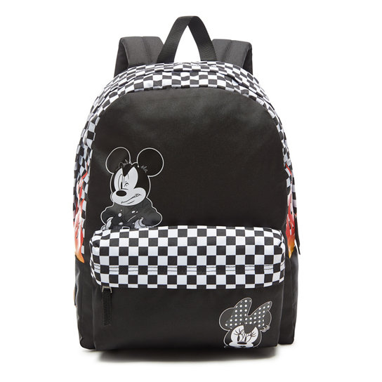 Disney x Vans Punk Mickey Realm Backpack | Vans