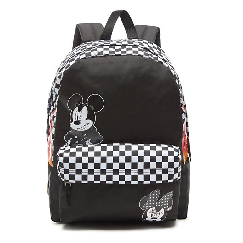 Disney+x+Vans+Punk+Mickey+Realm+Backpack