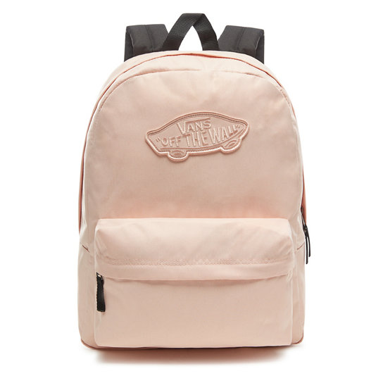 69d073944e Realm Backpack | Pink | Vans