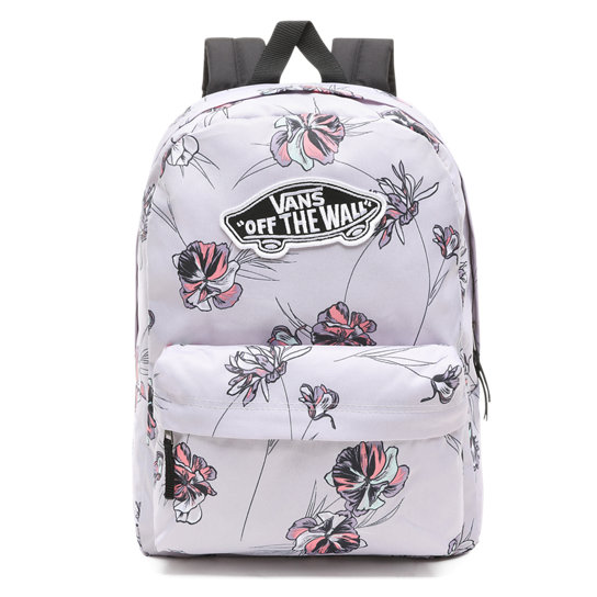 1d22330eef Realm Backpack | Purple | Vans