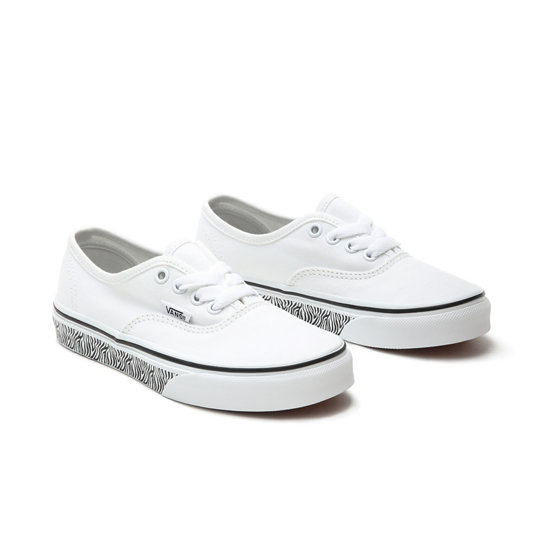 Kids Animal Sidewall Authentic Shoes (4-8 years) | Vans