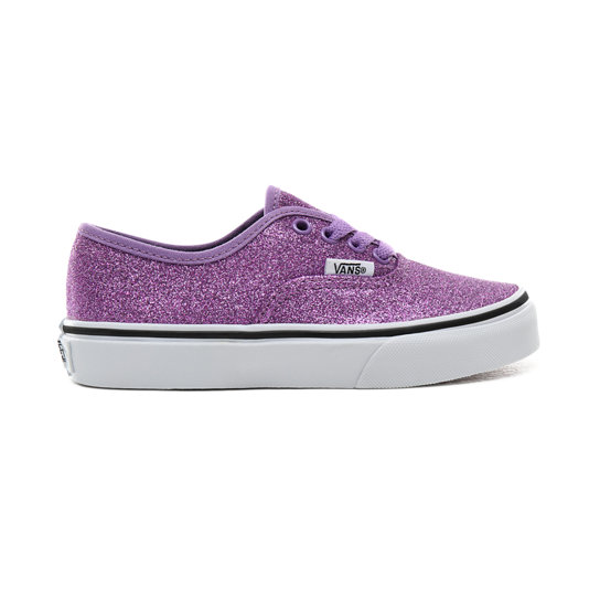 Kids Glitter Authentic Shoes (4-8 years) | Vans