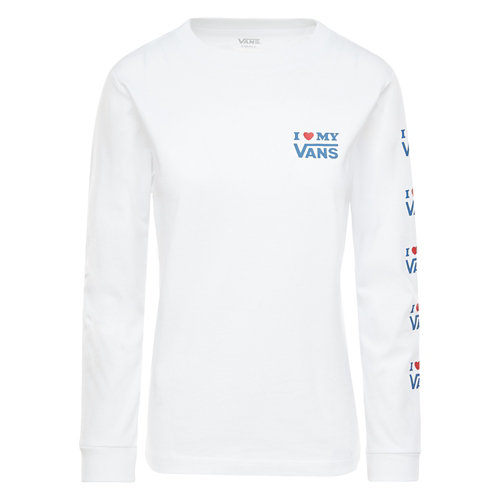 Vans+Love+Long+Sleeve+Tee