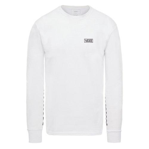 f5ebb8e1c9 Engineered Vans Long Sleeve T-Shirt | White | Vans