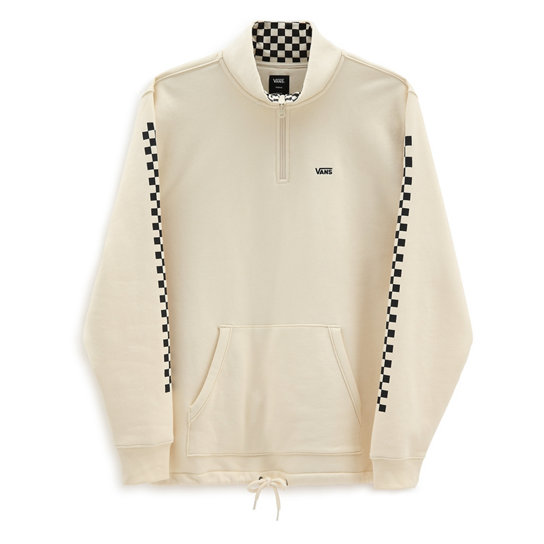 Versa Quarter zip Sweater   Beige   Vans