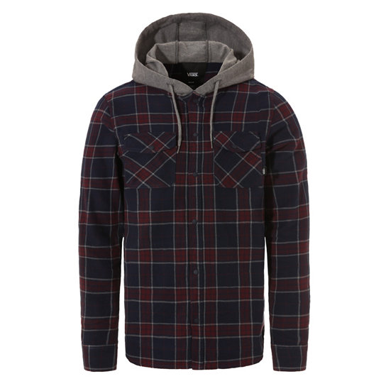 Parkway Hooded Shirt | Vans