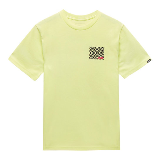 ae86c488 Kids Warped Check T-shirt (8-14+ years)